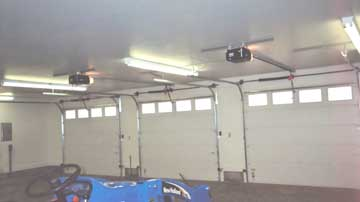 Alliance Garage Doors & Openers -- Interior