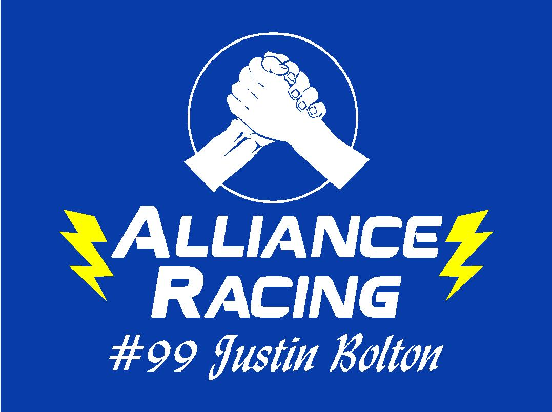Racing website of Justin Bolton