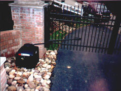 Alliance Garage Doors & Openers -- Swing Gate Operator